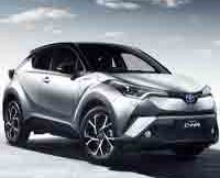 toyota-c-hr-best-selling-suv-in-japan