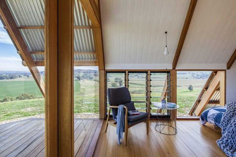 wooden-house-ideas-in-little-space