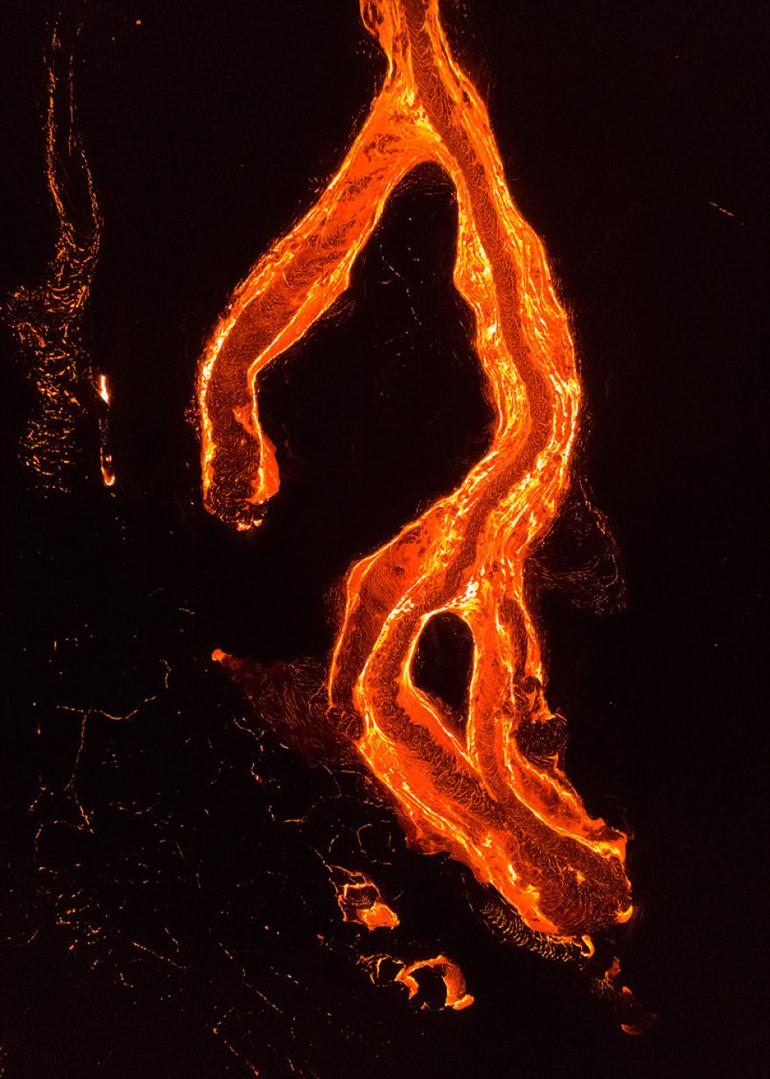 drone-camera-flying-too-close-to-the-lava-flows
