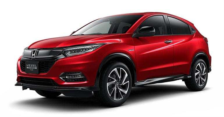 honda-hr-v-minor-change-japan