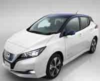 nissan-leaf-solar-cell-roof-free-in-japan