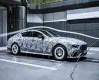 mercedes-amg-gt4-2019-shows-curves-in-wind-tunnel