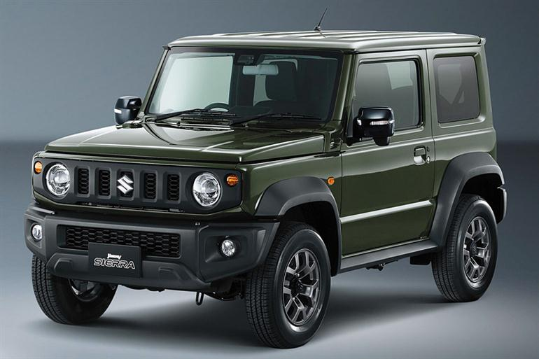 all-new-suzuki-jimny-official-photo
