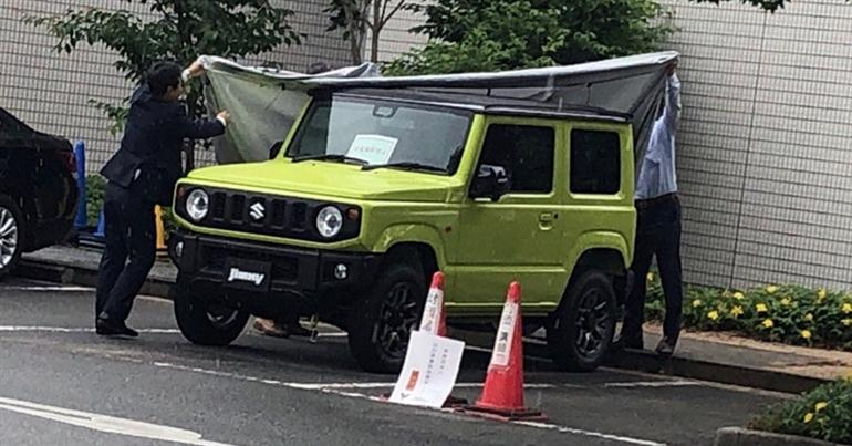 spyshot-all-new-suzuki-jimny