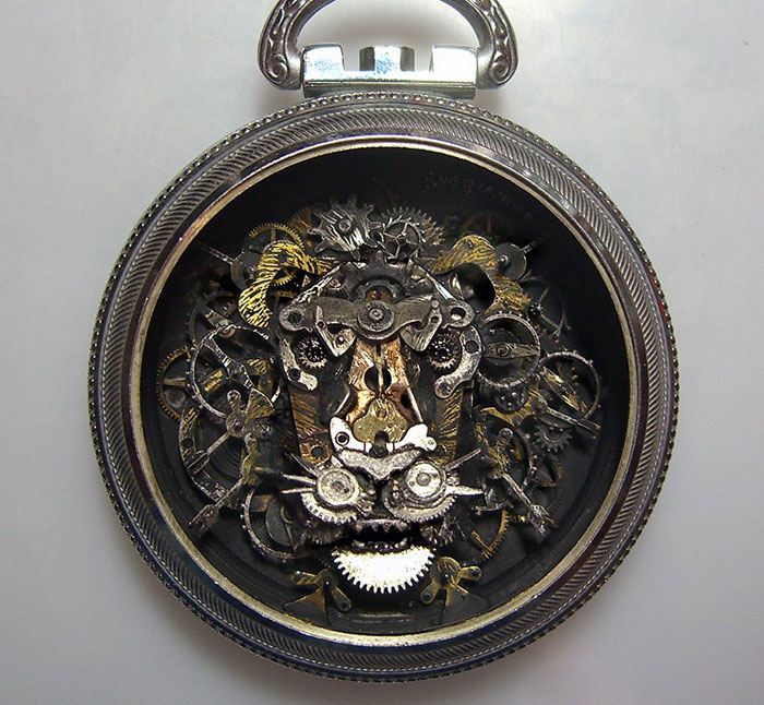 old-watch-parts-recycled-into-steampunk-sculptures