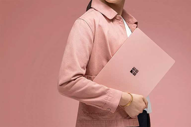 microsoft-surface-laptop-2-pink-color-china