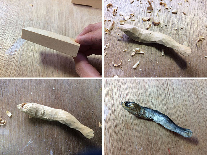 realistic-food-art-wood-carving