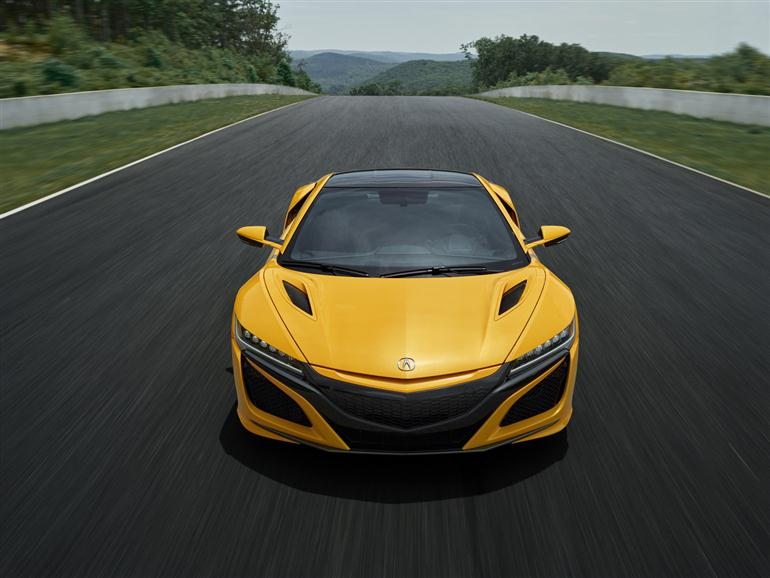 acura-nsx-2020-indy-yellow-pearl