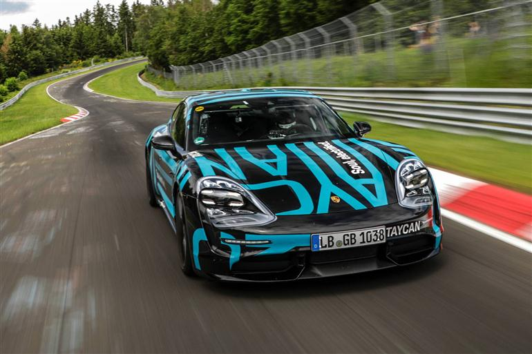 new-porsche-taycan-sets-a-record-at-the-nurburgring-nordschleife